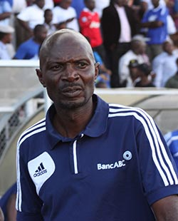 Pasuwa names strong squad for Guinea battle