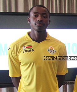 Spanish firm  Joma partners Zifa as Warriors kit supplier