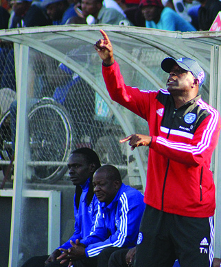Ndiraya  rallies troops