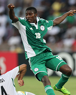 Liverpool announce the signing of Nigerian forward Taiwo Awoniyi