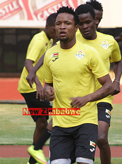 Caf changes refs for Sunday's Zimbabwe-Guinea clash as Warriors say ready