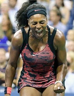US Open: Serena  roars back to keep calendar Grand Slam bid alive