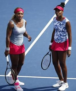 US Open: Williams sisters to put family ties to ultimate test