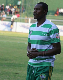 Chirwa double  as FC Platinum crush Dynamos  In the frame for the championship … Norman Mapeza (right) and his players