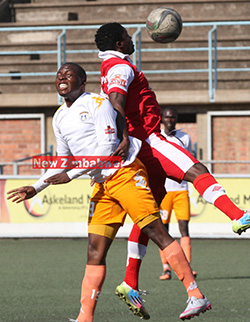 Harare City,  Triangle in Rufaro draw