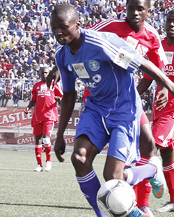 Mutuma,  Mushure called up for Lesotho Chan showdown