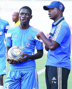 DeMbare's Ndiraya seeking league, cup double
