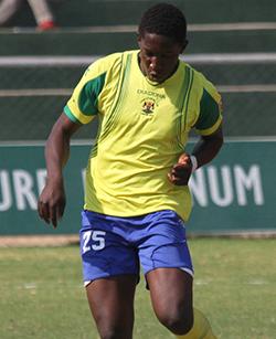 Inform Harare City star Zekumbawire upbeat ahead of DeMbare showdown  Big derby against Dynamos on Sunday … Harare City's Orsborne Mukuradare