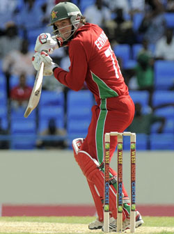 Zimbabwe defeat Ireland to secure series victory