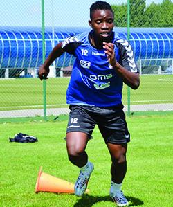Musona, Mutasa ditch Slovak club, back in Zimbabwe