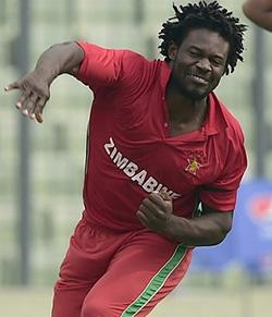 Zimbabwe buoyed for  Afghanistan challenge