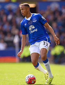 Brendan  Galloway could be set for new Everton contract