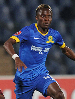 Kudakwashe Malachi shoots down rumours of return to Mamelodi Sundowns
