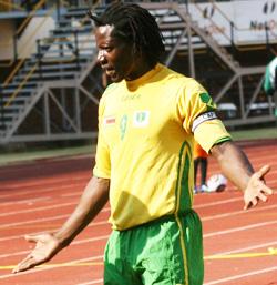 Benjani set  to battle Chiyangwa for Zifa presidency