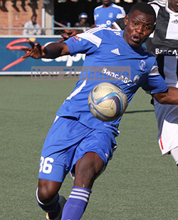 Dynamos star defender misses Harare derby through suspension