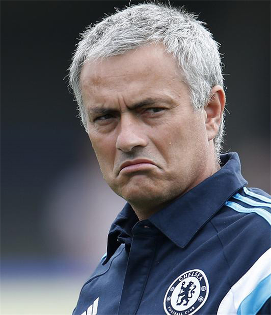 Mourinho in suspense after Chelsea's Stoke setback