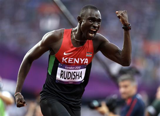 Doping threatens Kenya's credibility at Rio Olympics, says Rudisha's coach