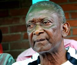 Football legend Freddy  Mukwesha dies aged 73