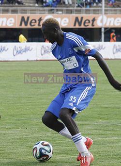 Remorseful  Mutuma apologises  to Bosso striker Ralph Matema  Kicked out at Highlanders striker Ralph Matema … Dynamos striker Rodreck Mutuma