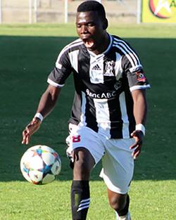 Mutizwa  impresses South Africa's Bidvest Wits