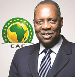Acting Fifa  president and Africa soccer boss welcomes Chiyangwa