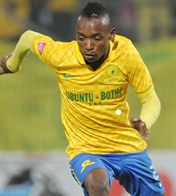 Sundowns' Khama Billiat eager to take down Kaizer Chiefs in Telkom Knockout final