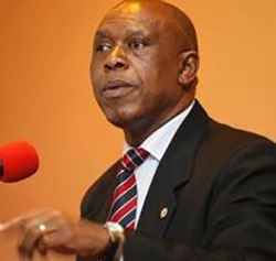 South Africa's Tokyo Sexwale says Fifa needs African president