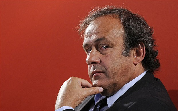 French minister questions ban on would-be FIFA chief Platini