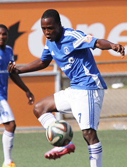 Harare  City capture Warriors' star defender Madhanaga