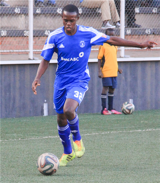 DeMbare demand development fee from Harare City for Blessing Moyo