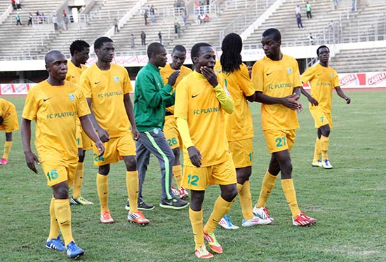 Mapeza's  FC Platinum start 2016 season preparations