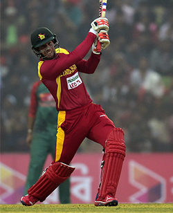 Zimbabwe secures emphatic 31-run win over Bangladesh in T20