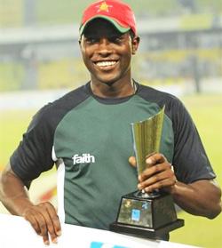 Elton Chigumbura steps down as Zimbabwe cricket captain