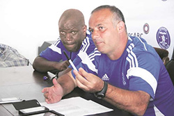 Dynamos should be champions again, says clubs  new Portuguese coach