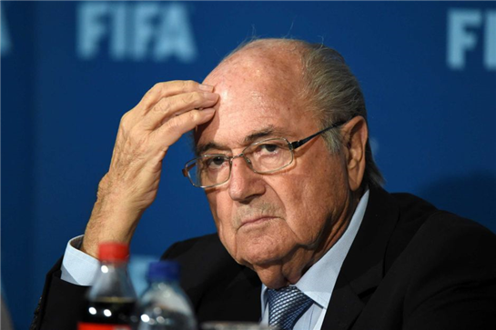 Blatter to attend appeal hearing on Feb 16