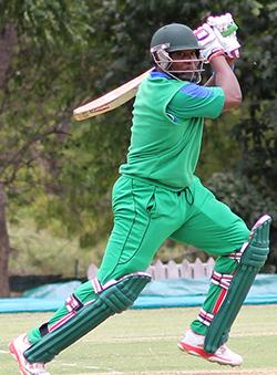 Masakadza dehorns Mid-West Rhinos in T20 opener