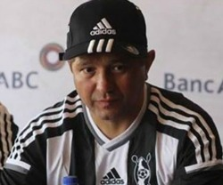 Bosso foreign coach finally arrives, Dutchman given top four finish target