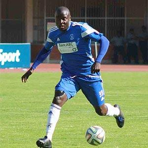 Dynamos striker Chinyama struggling with injury