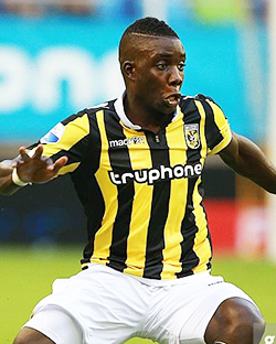 Nakamba  strikes wonder goal in Netherlands