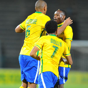 SA's Sundowns advance in Champions League after beating Chicken Inn 2-0
