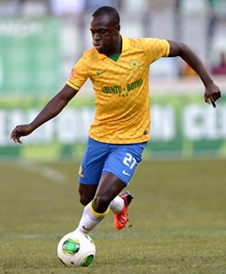 Malajila set to start for Sundowns