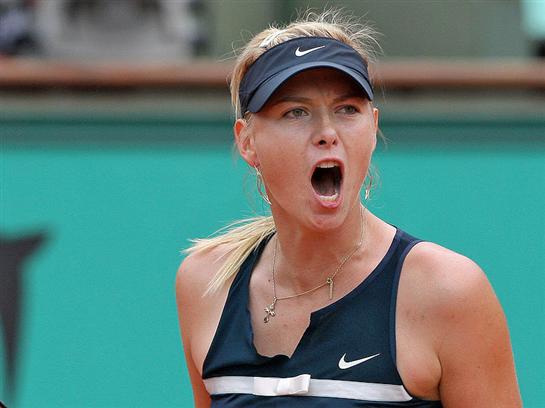 Tennis star Sharapova faces suspension after failing drug test