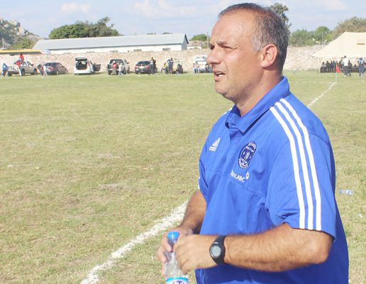 Dynamos release 2016 squad, Chinyama not on the list