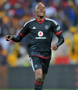 SA-based Tendai Ndoro's  steady rise to football royalty