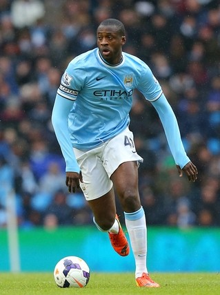 Yaya Toure returns to international action for Ivory Coast