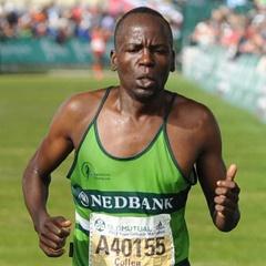 Zimbabwean Makaza joins Nedbank Running Club