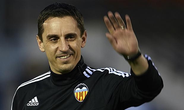 Gary Neville sacked as Valencia coach
