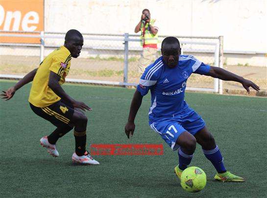 Tarumbwa stars in Chicken Inn's 3-0 victory over Dynamos