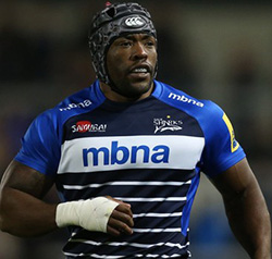 Brian Mujati out to make most of Sale Sharks'  unbeaten home record