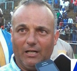Portuguese Silva's job at Dynamos is hanging by a thread
